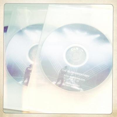 Blinkumentary disk