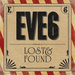 Eve 6 lost found cover